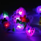 soft jelly ring light-emitting rings light soft toys, children's gifts