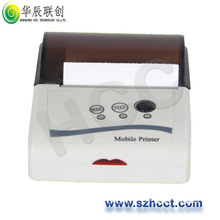 Promotional 58mm thermal portable printer HCC-TIII, golden pos supplier pos provider
