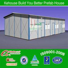 good quality mobile coffice shop design for steel prefab house
