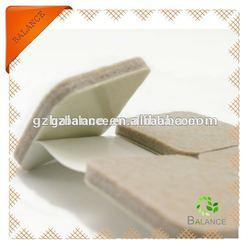self adhesive felt pads home depot