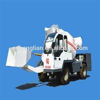 super quality concrete batching vehicle for sale