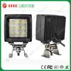 """Direct Wholesale 10-30V 1890LM 6000K Epistar 4.3"""" 27W LED Truck Work Lighting"""