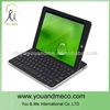 black slim wireless bluetooth keyboard for Ipad air
