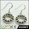 China Hot selling Jewelry hoop earrings wholesale cheap hoop earrings