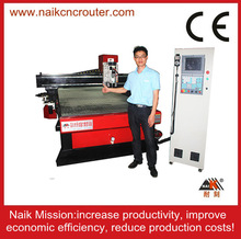 Shenzhen Naik wood cnc router for furniture sofa chair bed door TC-1530ATC