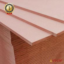 fire prevention middle density wooden board for ktv