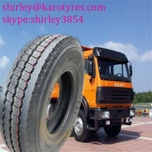 Huasheng truck tyres miami 11R22.5 11r24.5 with DOT