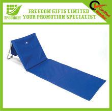 Hot Sale Logo Printed Folding Reclining Beach Chair