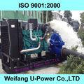 Pompe da tirare acqua! Fabbrica di porcellana vendita calda diesel irrigazione pompe ad acqua