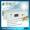 High efficiency DC to DC converter, 48v/24v to 24v/12v