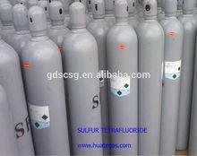 Sulfur tetrafluoride SF4