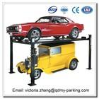 Hot Sale! 3600kg Four Post Vehicle Lifting Equipment Manual Mechanical Lifting Equipment Car Lifter 4 Post Auto Lift