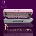 2014 venda novo estilo quente 3w iphone led lâmpada uv do prego