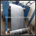 Waterproofing bituminous roof paper perforated felt