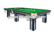 jianying billiard table good quality oem metal corner biliard table