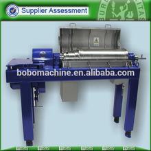 continuous high-performance oil sludge separator