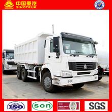 Hot Sale!!!CNHTC SINOTRUK HOWO 6x4 Dump Tipper Truck ZZ3257N3247C used in Angola
