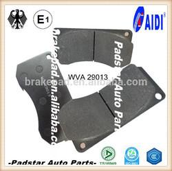 brake pad manufacturing machine germany used cars with price renault magnum 29013 ECE R90 hi-q spare disc C.V. brake pad