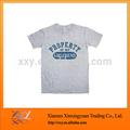 Popolare plain white t- shirt per uomini forti