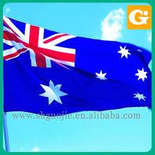 Australia flag printing