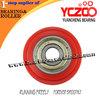 Performance sliding nylon window roller,small wheel