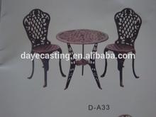 antique cast iron garden park furniture