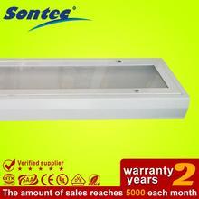electronic waterproof fluorescent fixture