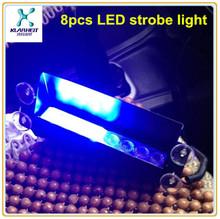 New hot-selling LED lamp waterproof 12v/24v strobe light laser combos