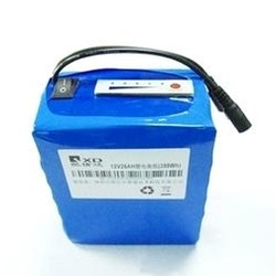2015 High quality 120V 60Ah lifepo4 battery pack for electric bike and scooter
