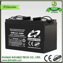Deepcycle 12v 100ah deep cycle battery factory