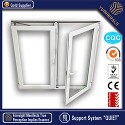 double glazing pvc window