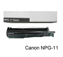 NPG-11 copier toner kit / copier toner cartridge / coiper toner powder / NP6012/6112/6212/6312/6412/6512/6612