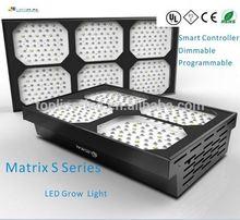 New product Matrix S600 smart wifi and RF controller mars ii 2013 new led grow light 700w