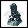 High quality metal lion sculpture bronze sculpture lying lion home/garden decoration