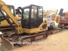 Used mini excavator for sale (cater 306.5)