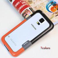 Soft TPU Dual Color Bumper Case for Samsung Galaxy s5 i9600