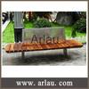 Arlau FW72 outdoor furniture garden antique wooden bench