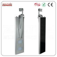 36w high luminance stand alone energy saving led solar street light