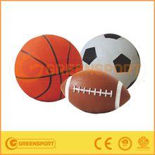 mixed junior sports ball set basketball football america football