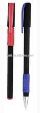 black bulk promotional plastic gel pen
