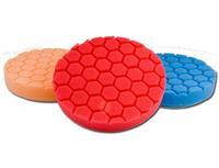 hex-logic buffing pad car foam polishing pad