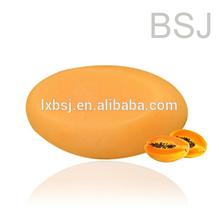 indonesia soap harmony fruity soap papaya oil soap