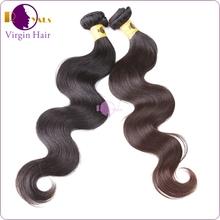 Top Quality Good Price 7A Grade Wholesale Peruvian Virgin Hair Body Wave Human Hair Extension Bundles