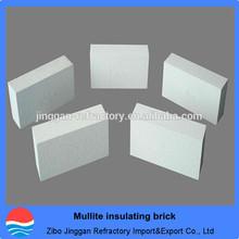 Mullite insulation brick for high temperature furnace