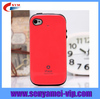 mobile phone case for iphone 5, rose PC and TPU cover case for iPhone 5