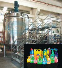 Jinzong Machinery automatic liquid soap production line
