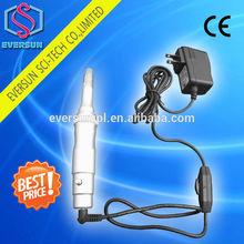 Protable 12 needles derma skin pen electric rechargeable derma Skin pen/electric dermaroller CE approved