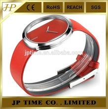 Discount Leather Watch Bands Transparent Dial Strap designer Quartz Big Face dicount Watches,discount luxury watches