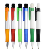 fancy push ball point pen for promotional with comfortable click