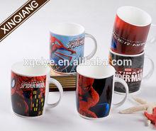 Inspirational 12oz ceramic california coffee mug